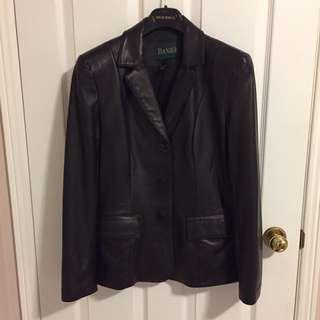 Danier Leather Blazer
