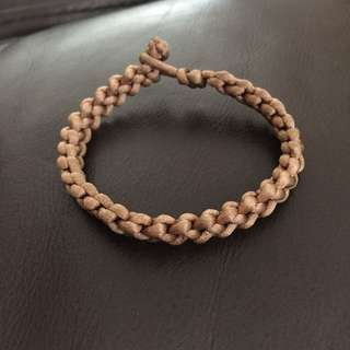 DIY手織手帶