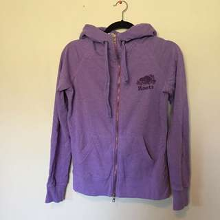 Roots Limited Edition Purple Zip Up