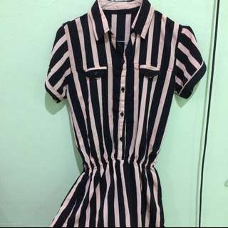 REPRICE - Stripe Dress
