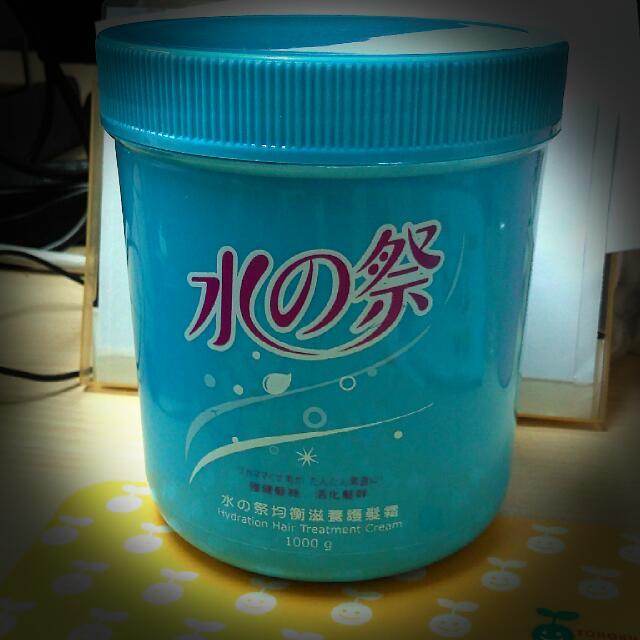 降~水的祭~均衡滋養護髮霜1000g