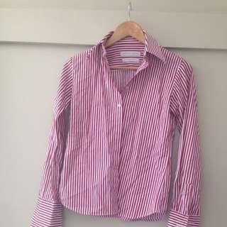 Rhodes And Beckett Striped Shirt