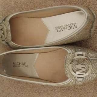 Michael Kors Sparkle Flats