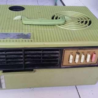 AC manual COLD & WARM machine