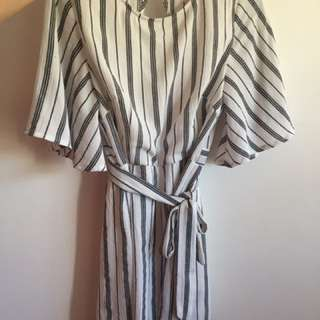 Playsuit By Morning Mist