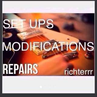 Guitar Services (cheapest)