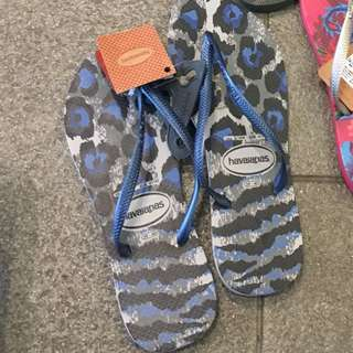 Havaians拖鞋