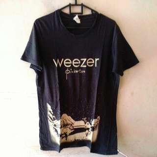 kaos Weezer Pinkerton