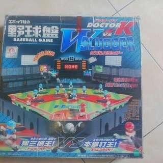 baseball games two player table ..