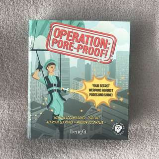 Benefit Operation Pore Proof Kit