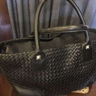 Maxx Mara Black Bag