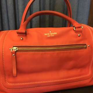 Kate Spade Orange Bag
