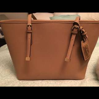 Beige Purse From Aldo