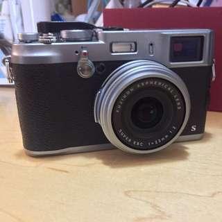 富士 Fujifilm x100s