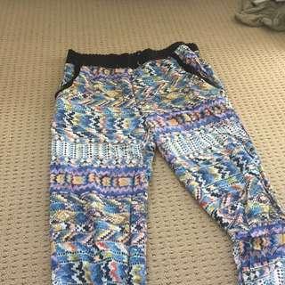 drop pants