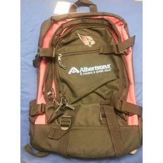 NWT Arizona Cardinals Backpack