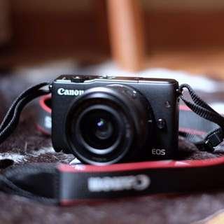 Canon M10 Black Second