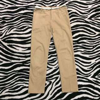 Cotton Pants (celana basic size 29)