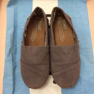 Toms Classic Shoes - Gray