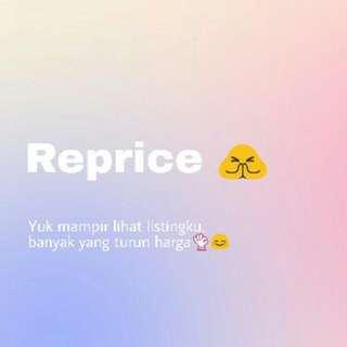 REPRICE SIS 💖💖💖😘😘😘