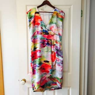 Wayne Cooper dress