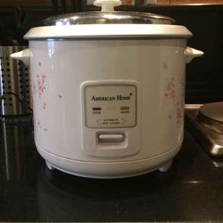 American Home 1.8L Rice Cooker