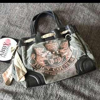 Authentic Juicy Coutore Handbag