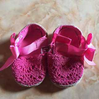 Mothercare Pink Shoes