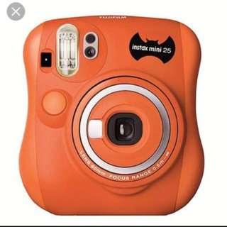 fuji-intant camera