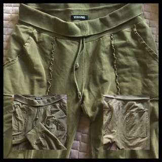 Sweatpant Military Green Yesorno