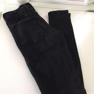 Bardot Black Skinny Jeans