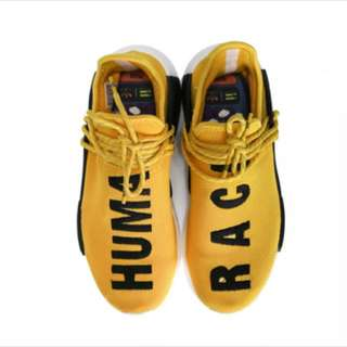 Authentic Pharrell X Adidas Human RACE NMD