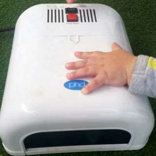 Open To Offers💗🔥 Make An Offer PHD Shellac UV Lamp