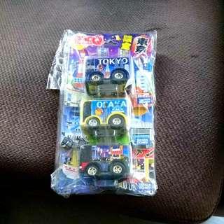 是2008年的產品 從未開啟和玩過 包順豐站自取 是東京限定產品