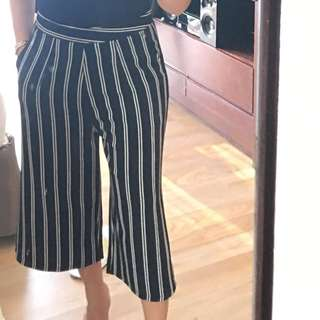 Flare pants made in Thailand