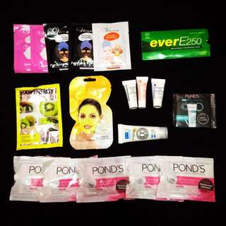 FREE GIFT FOR MIN PURCHASE 100k