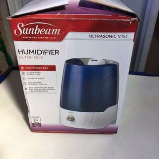 Sunbeam Filter Free Humidifier