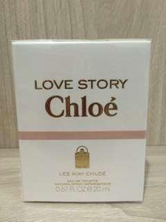 Chloe Les Mini Chloe 小小愛情故事晨曦女性淡香水20ml