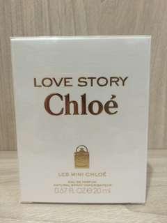 Chloe Les Mini Chloe 小小愛情故事女性淡香精20ml