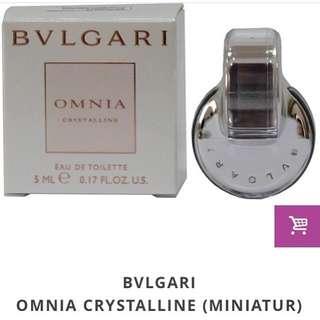 Bvlgari Omnia Miniatur Sale!