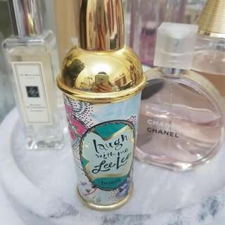Reduced!! Benefit Purfume Laugh With Me Lee Lee