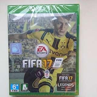 Fifa 17 XBOX One -SEALED-