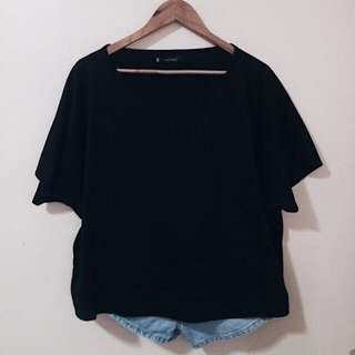 Neoprene Black Top