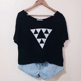 Aztec Black Top