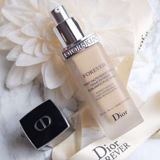 代購 Dior - 超完美持久粉底液 Diorskin Forever foundation
