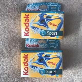 Kodak Waterproof Disposable Camera