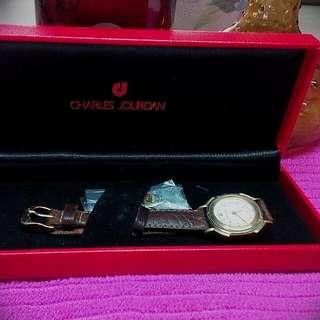 Antique Ladies Charles Jordan Watch/ Free Shipping!