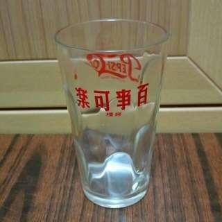 馬來西亞七十年代百事可樂 舊款 水杯