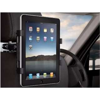 Car Back Seat Headrest Mount Holder For iPad Tablet SAMSUNG Tab Universal