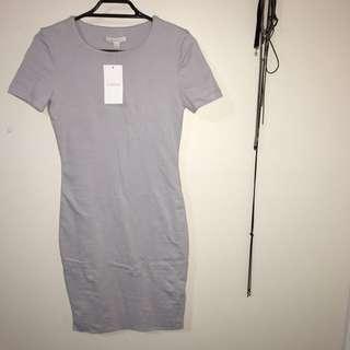 KOOKAI Short Sleeve Bodycon Dress